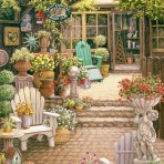 12290  Miss Trawick's Garden Shop