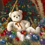 2286 The Christmas Bear