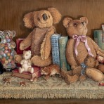 5432 Teddy Bear Collection