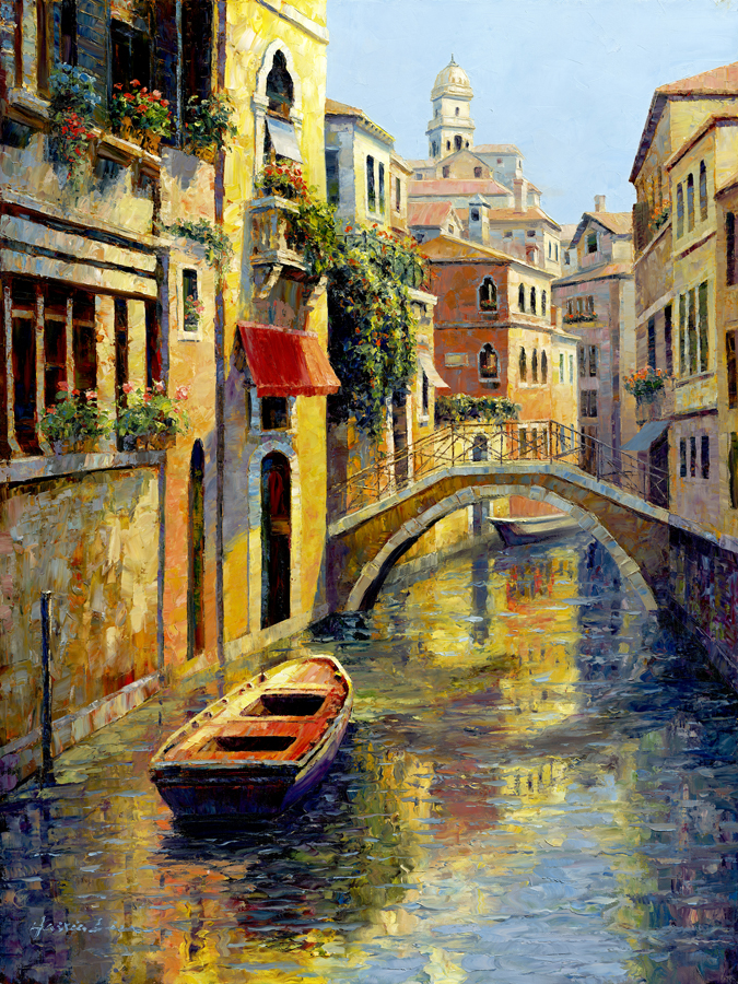 35614 Reflection of Venice